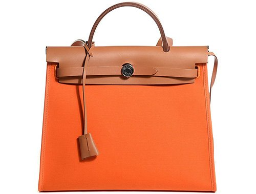 Hermes Herbag Zip Bag thumb