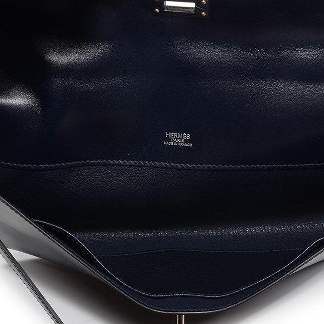 Hermes Kelly Cut Bag