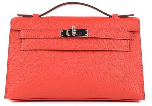 Hermes Kelly Pochette Bag thumb