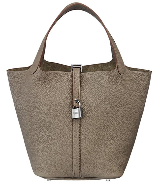 Hermes Picotine Lock Bag