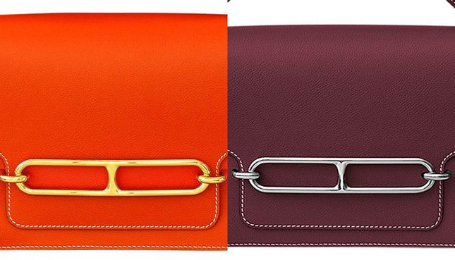 Hermes Roulis Bag