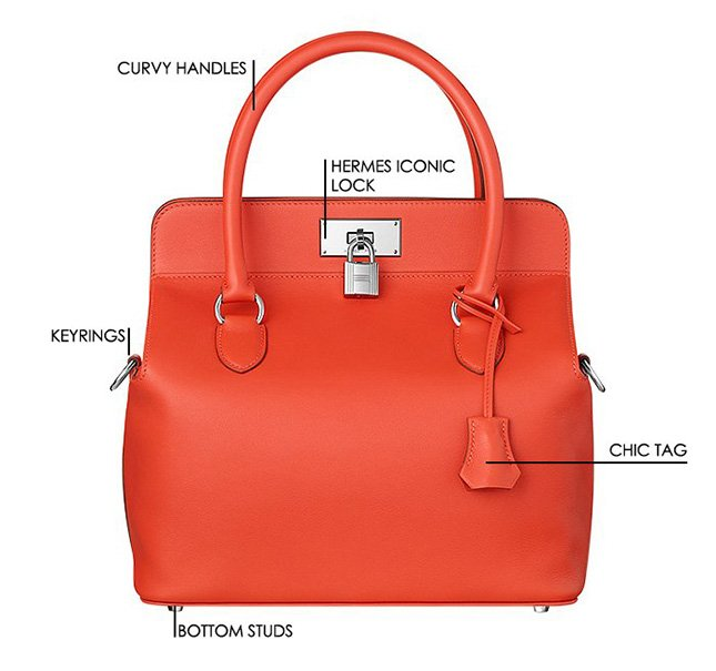 Hermes Toolbox Bag