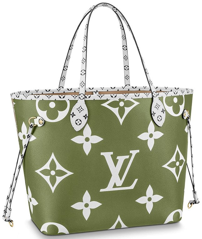 Louis Vuitton Giant Mini Monogram Canvas