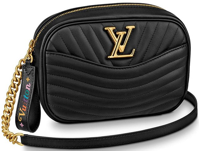 Louis Vuitton New Wave Camera Bag