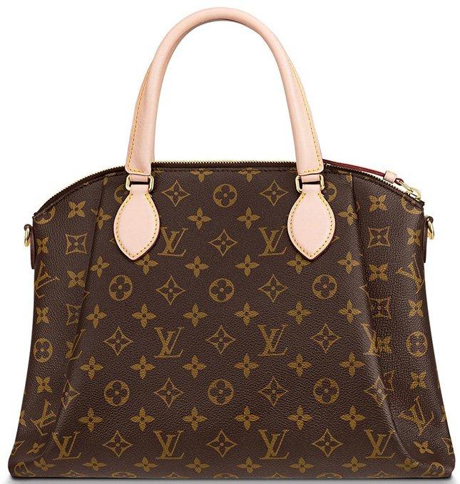 Louis Vuitton Rivoli Bag