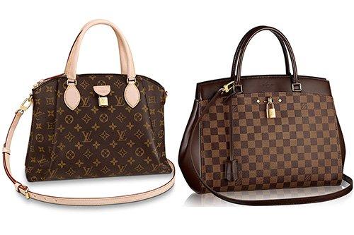 Louis Vuitton Rivoli Bag thumb