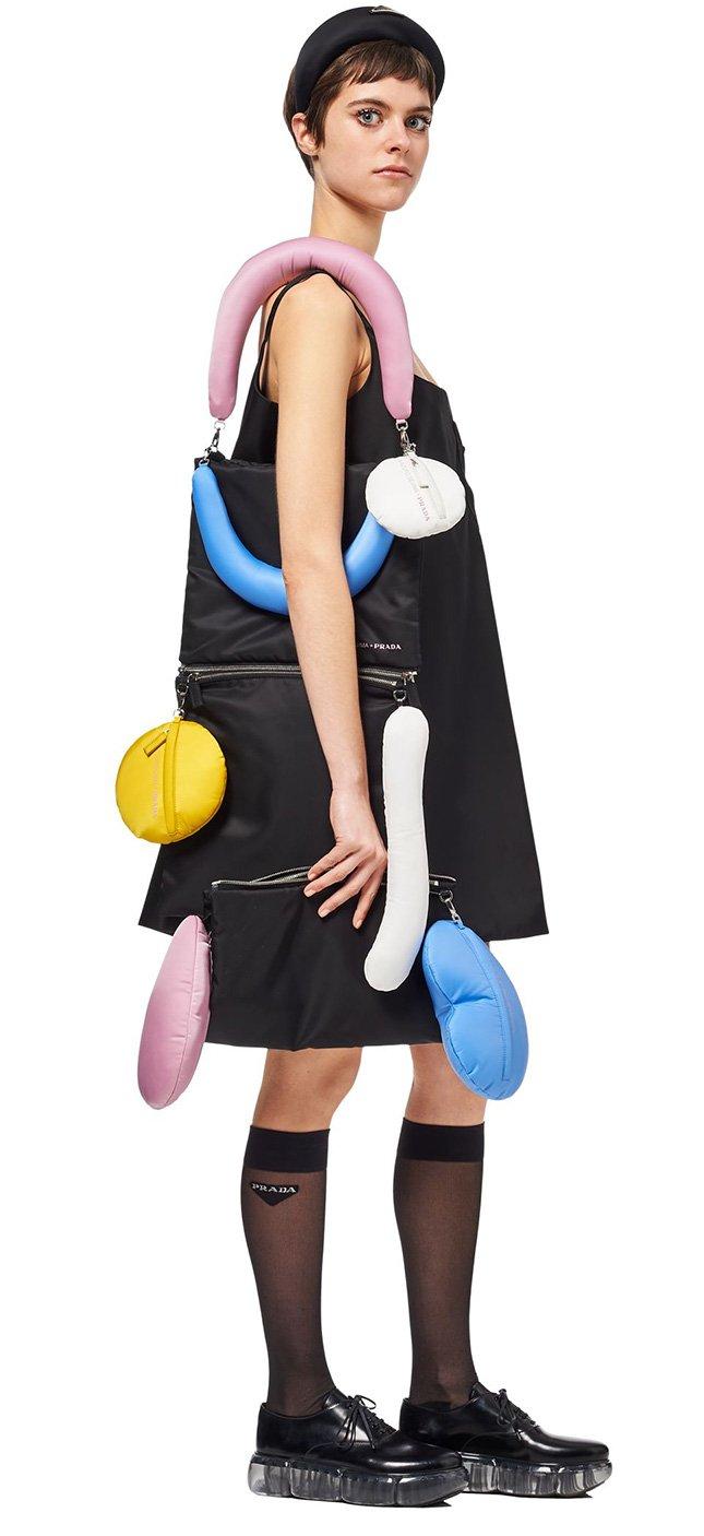 Prada x Kazuyo Sejima Invites Bag