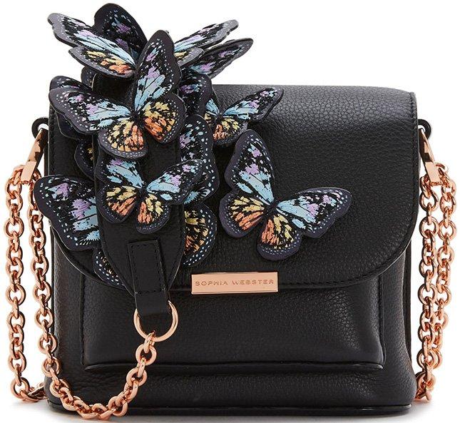 Sophia Webster Claudie Butterfly Bag