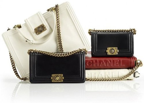Story Of The Chanel Boyfriend Bag And Prices thumb