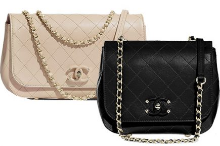 The Affordable Sister Of The Chanel CC Filigree Bag thumb