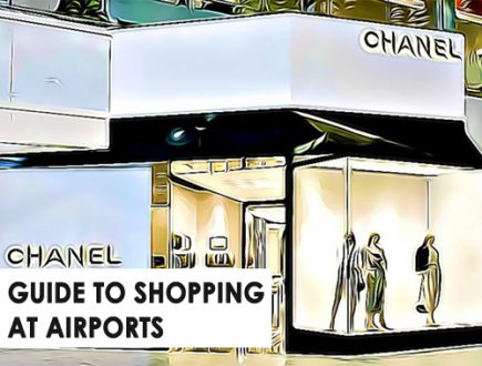 guide to shopping at airport