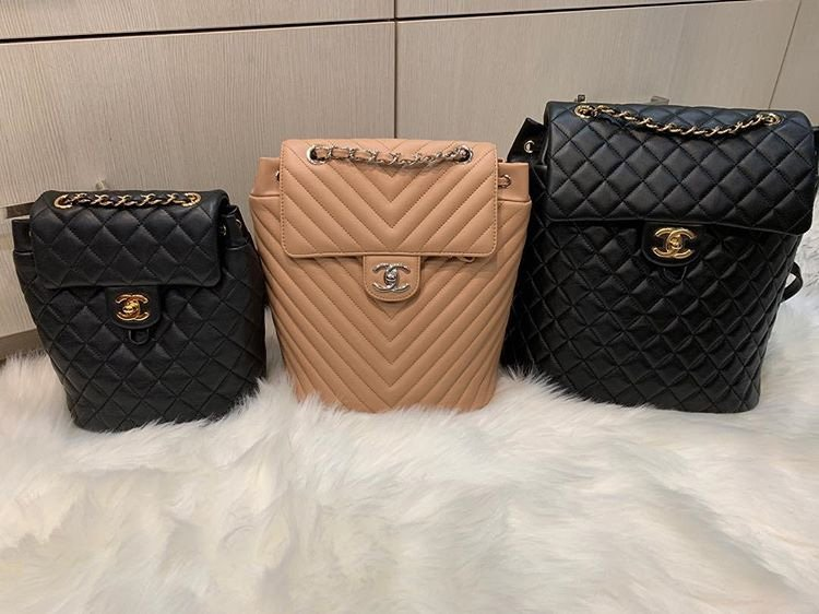 Chanel Bags For Travelling