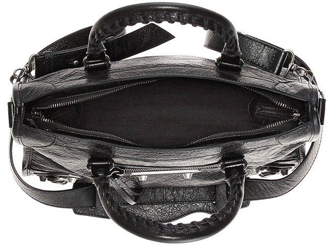 Balenciaga Classic Metallic Edge City Bag