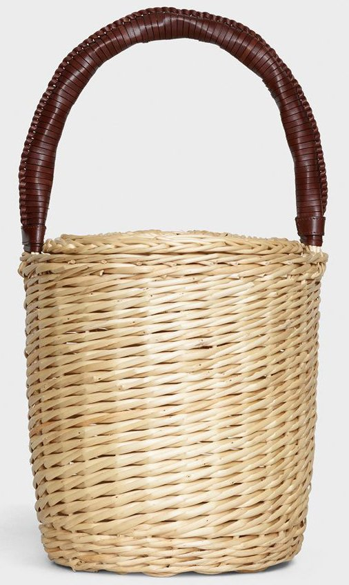Celine Basket Bag
