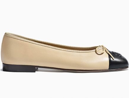 Chanel Ballerina Flat Prices thumb