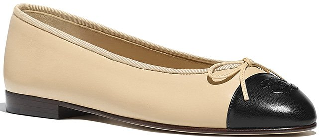 Chanel Ballerina Flat Prices