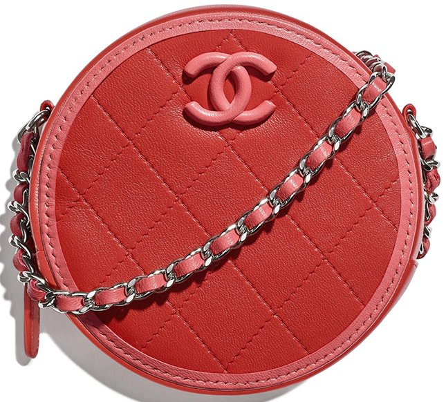 Chanel Color Pop CC Small Accessories
