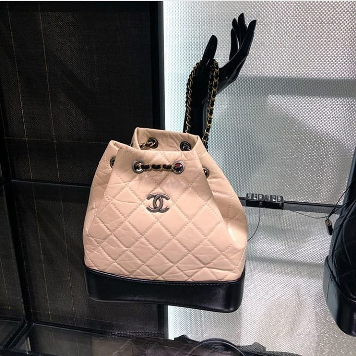 Chanel Gabrielle Backpack Reference Guide