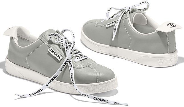 Chanel Sneakers And Prices