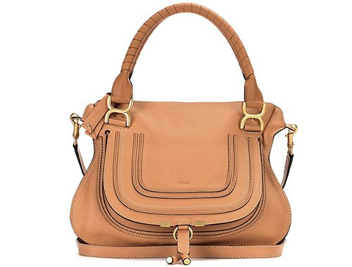 Chloe Marcie Satchel Bag Review thumb