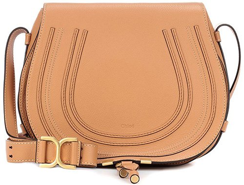 Chloe Marcie Shoulder Bag thumb