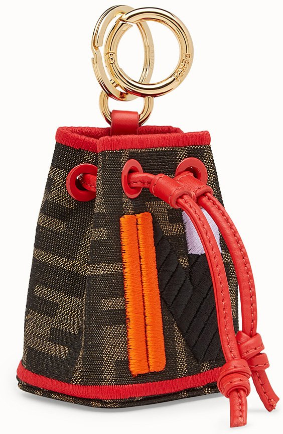 Fendi Mini Bag Charms