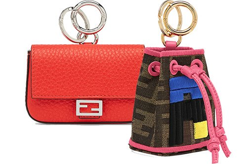 Fendi Mini Bag Charms thumb