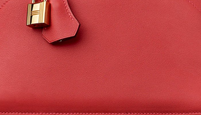 Hermes Bolide Secret Bag Leather