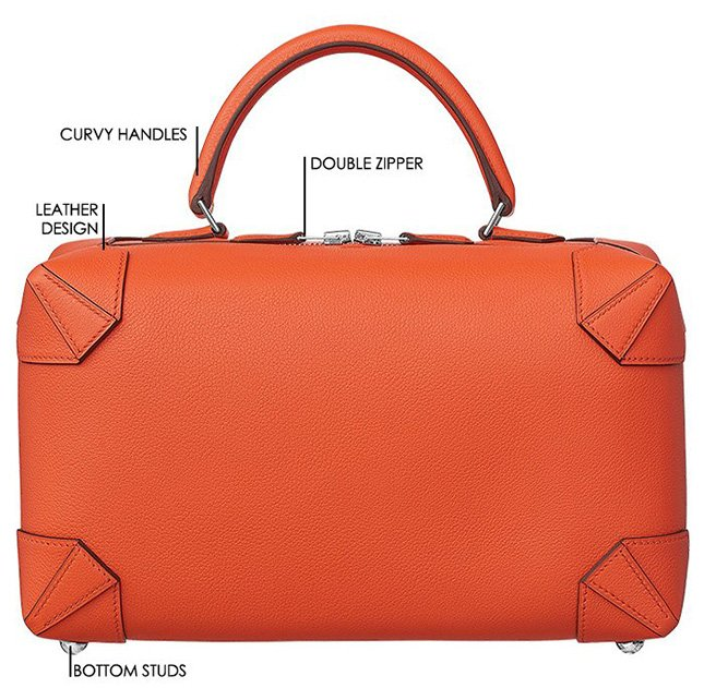 Hermes Maxibox Bag