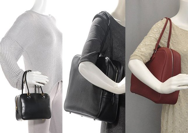 Hermes Plume Bag