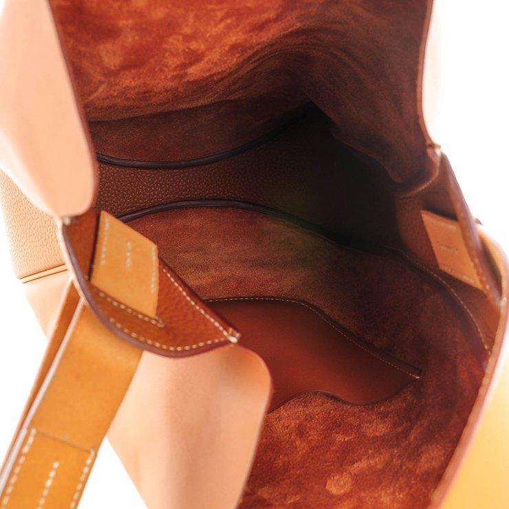 Hermes Virevolte Bag Ịnterior