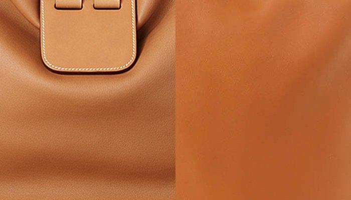 Hermes Virevolte Bag Leathers