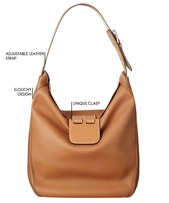 Hermes Virevolte Bag design