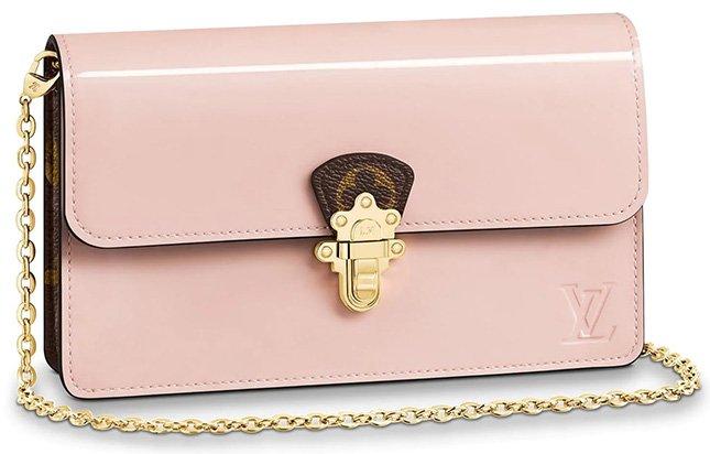 Louis Vuitton Cherry Chain Wallet