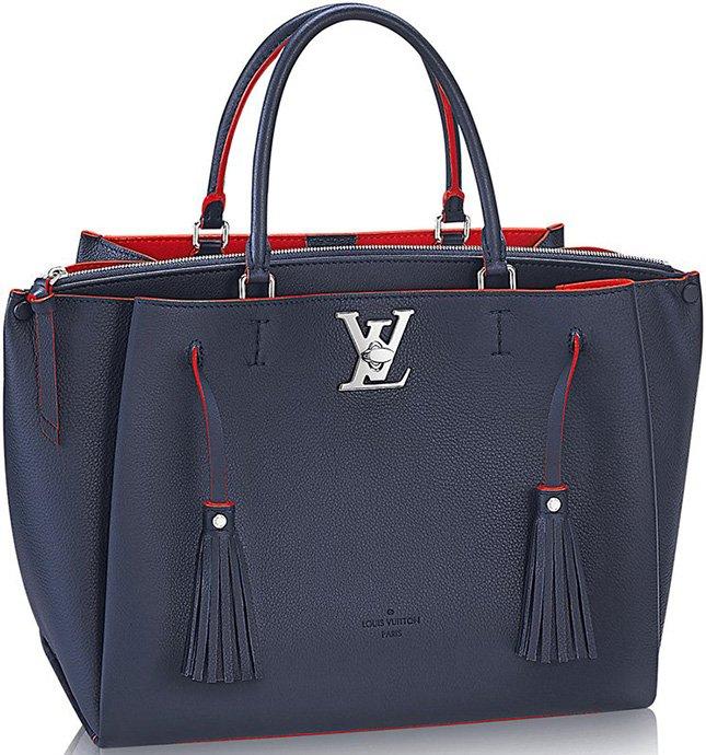 Recap What Types Of Louis Vuitton LockMe Bag Has Been Designed So Far