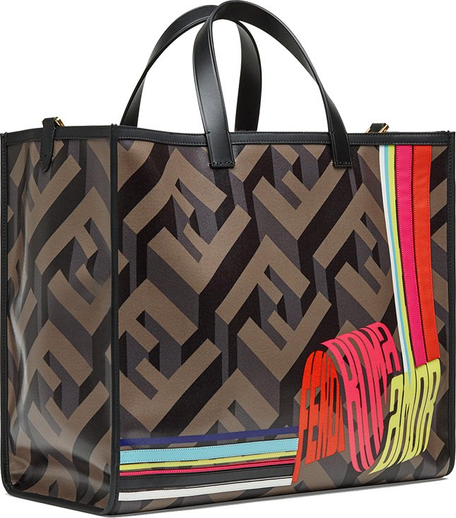 Summer Selection The Fendi Shopper Bag