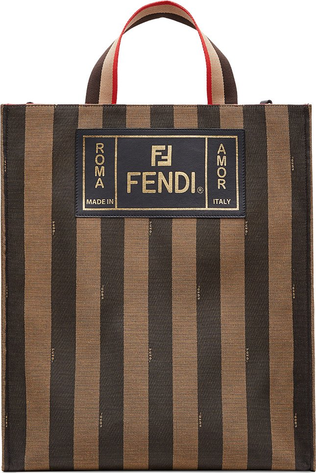 Summer Selection The Fendi Shopper Bag