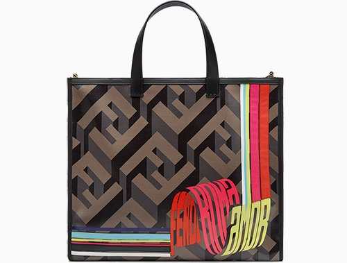 Summer Selection The Fendi Shopper Bag thumb