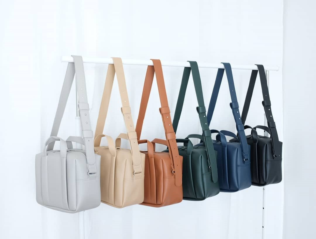 White Oak Factory Bags