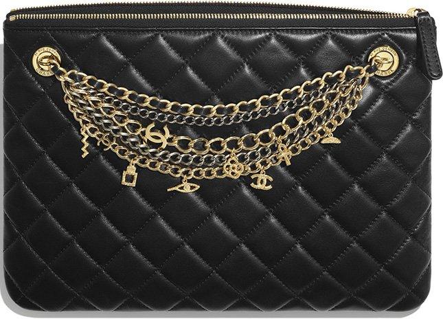 Chanel All About Chains O Case