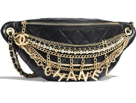 Chanel All About Chains Waist Bag thumb