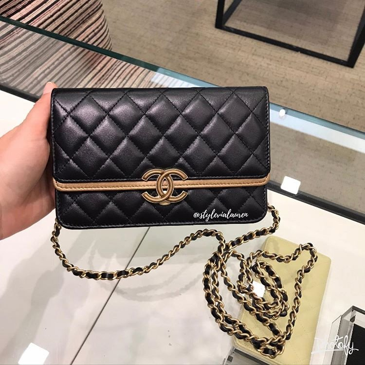 Chanel CC Chic Bag