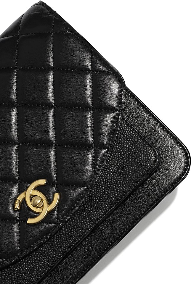 Chanel Chain Handle Flap Bag