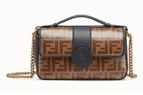 Fendi Double F Handle Bag thumb