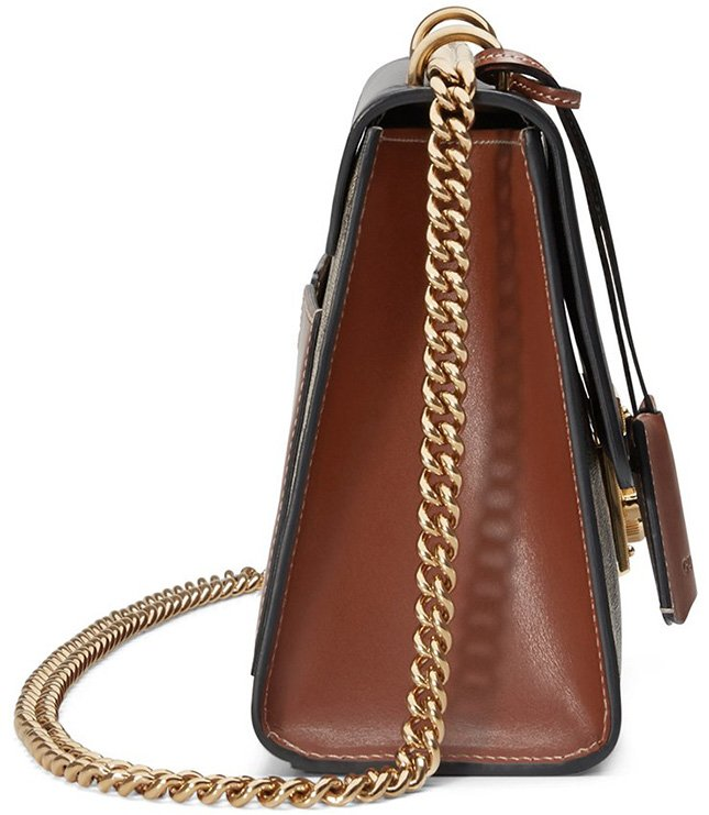 Gucci Padlock Shoulder Bag