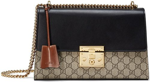 Gucci Padlock Shoulder Bag thumb