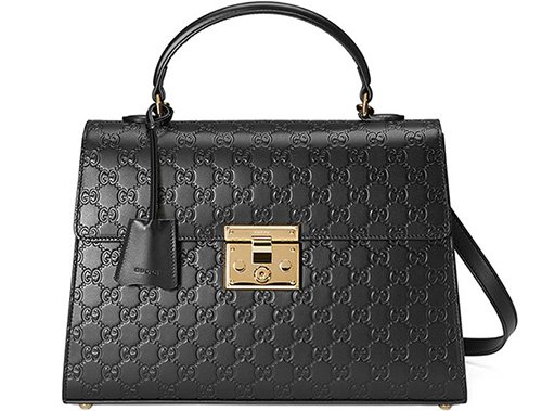 Gucci Padlock Top Handle Bag thumb