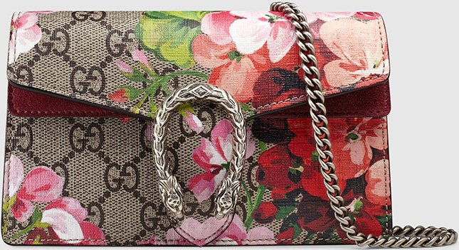 Gucci Super Mini Dionysus GG Supreme Bag