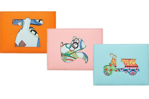 Hermes Petite H Passport Holders thumb