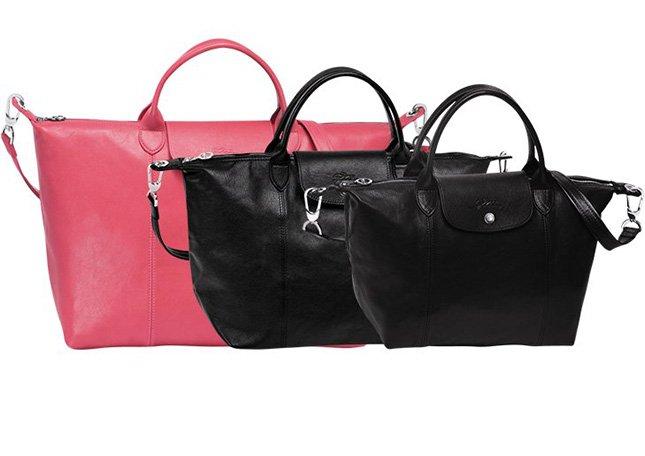 Longchamp Le Pliage Cuir Bag | Bragmybag